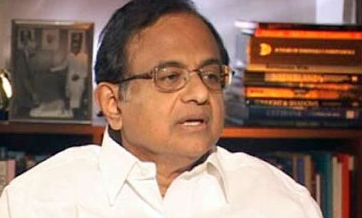 govt not for support to maoists says chidambaram