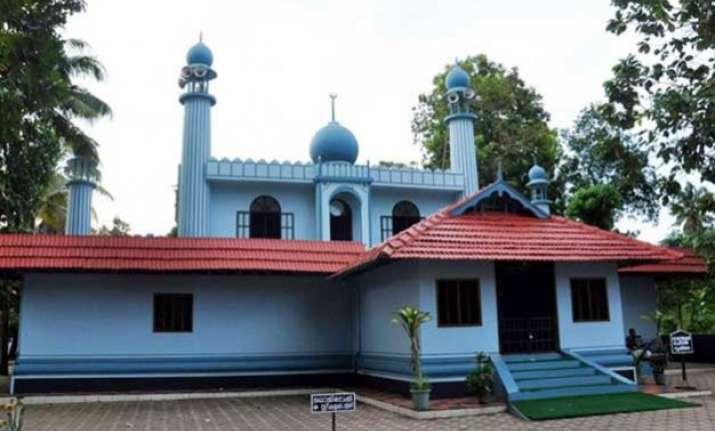 cheraman juma masjid india s first mosque built during