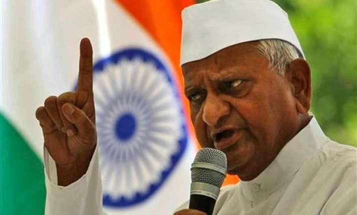 traitors have forgotten bhagat singh anna hazare