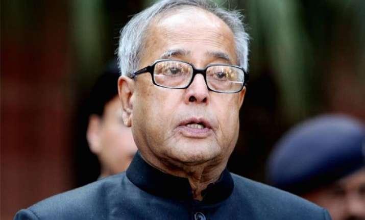 president pranab mukherjee asks educational institutes to