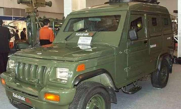 j k police rushes bullet proof vehicles to help punjab in