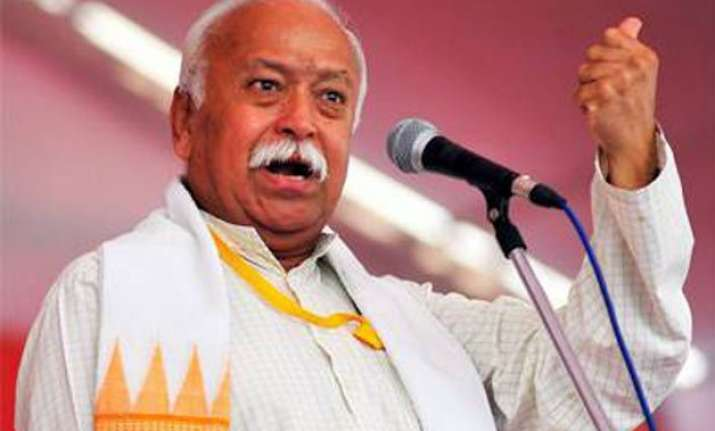 rss seeks review of population policy to counter muslim