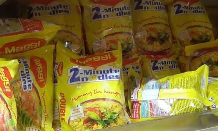 gujarat extends ban on maggi noodles for one month