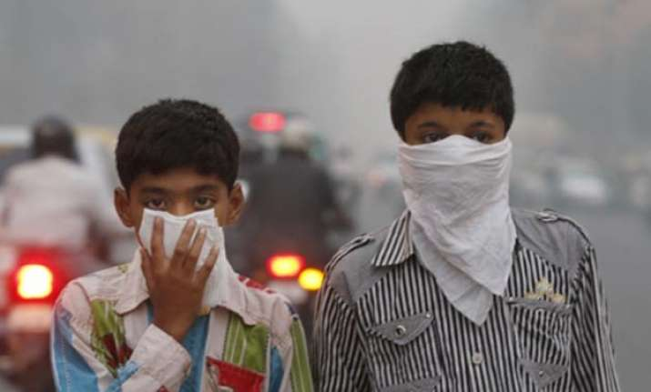 as delhi air thickens govt still awaits study on pollution