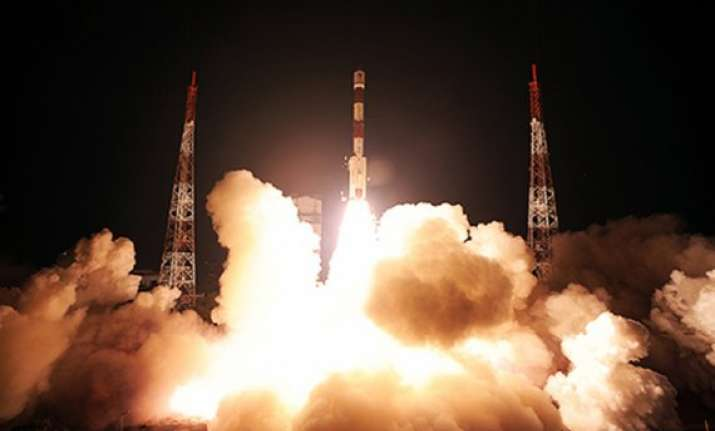 isro successfully launches irnss 1c navigation satellite