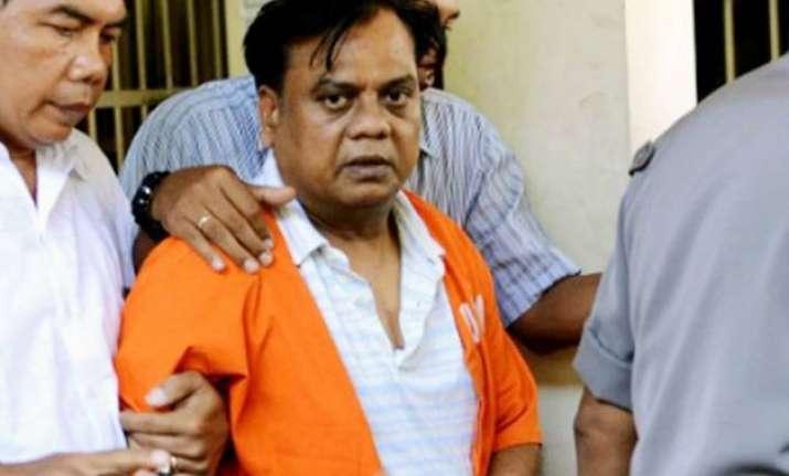 j dey case chhota rajan produced before mcoca court via