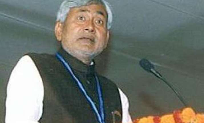 we have no magic wand but people s trust nitish