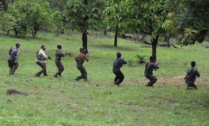 video clip shows naxals training to gun down choppers
