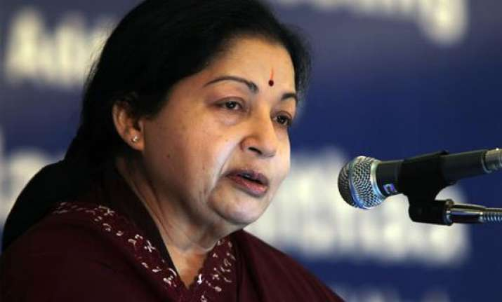 special yagna performed for the release of jayalalithaa