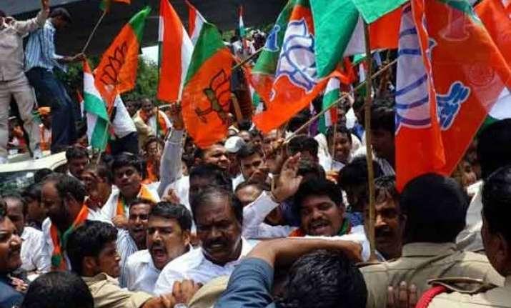 fir against bjp leader for alleged hate speech in agra