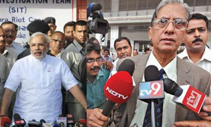 modi s questioning a very big step forward sit chief