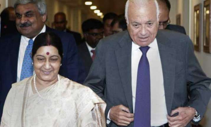first ever india arab league ministerial meeting to be held