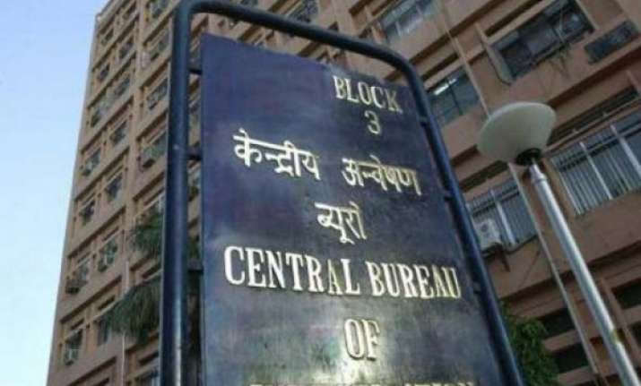 cbi to file first chargesheet in saradha scam by october end
