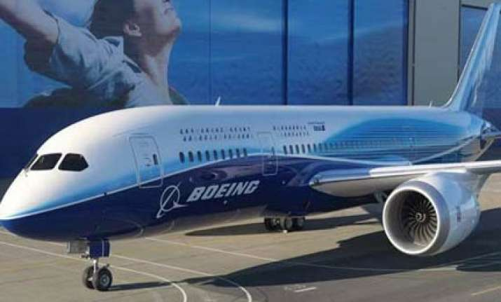 boeing to begin deliveries of 787s to air india next year