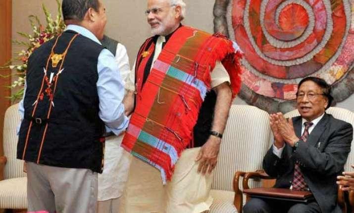 no change in ceasefire ground rule in naga pact interlocutor