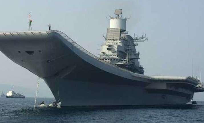 indian navy to display three dimensional capabilities