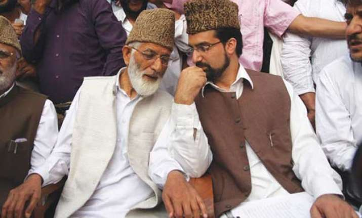 all arrested kashmiri separatists except geelani released