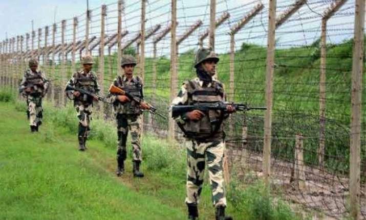 infiltration bid foiled along loc 3 jawans 1 militant killed