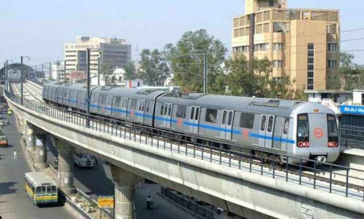 delhi metro to have first green power station