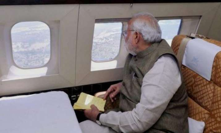 pm modi to spend diwali with flood hit people in srinagar