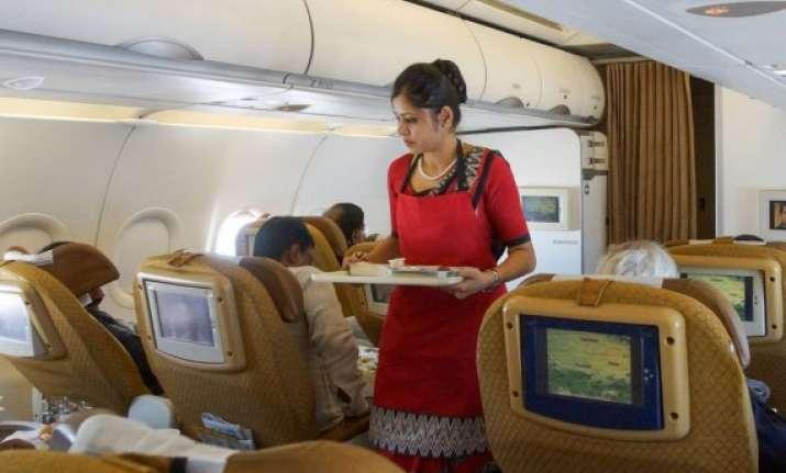 austerity drive no first class air travel for bureaucrats
