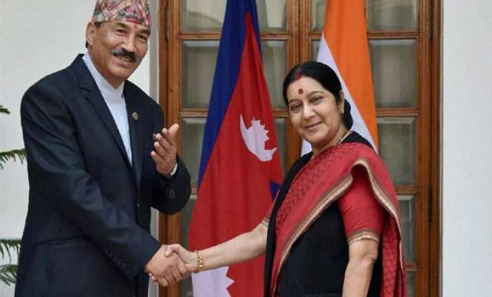 india wants nepal to credibly address challenges