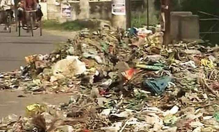 meerut sanitation workers threaten to convert if demands