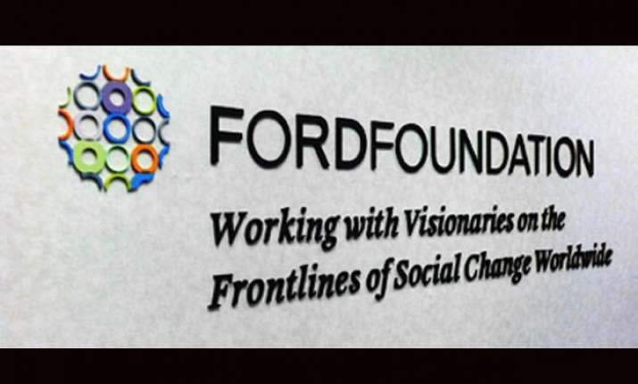 govt puts ford foundation under mha watch list