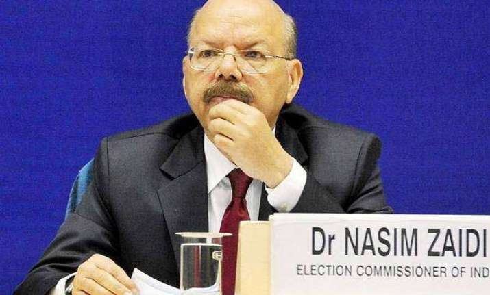 chief election commissioner favours collegium to choose