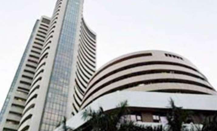 sensex closes above 21k level in diwali muhurat trade