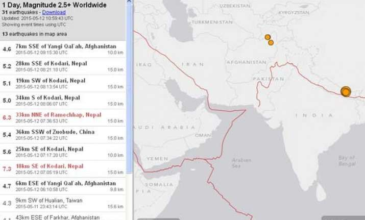 what s happening to mother earth 31 earthquakes in the last