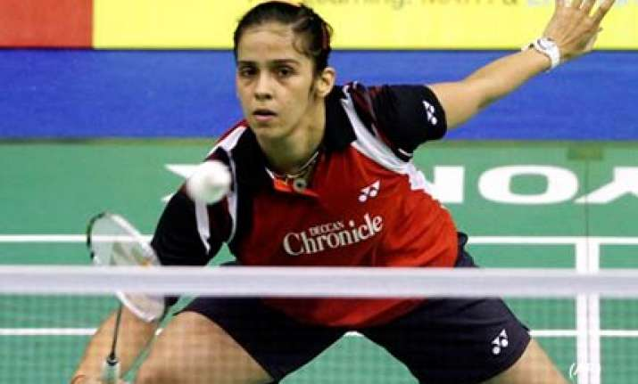 superb saina does it again clinches indonesia open title