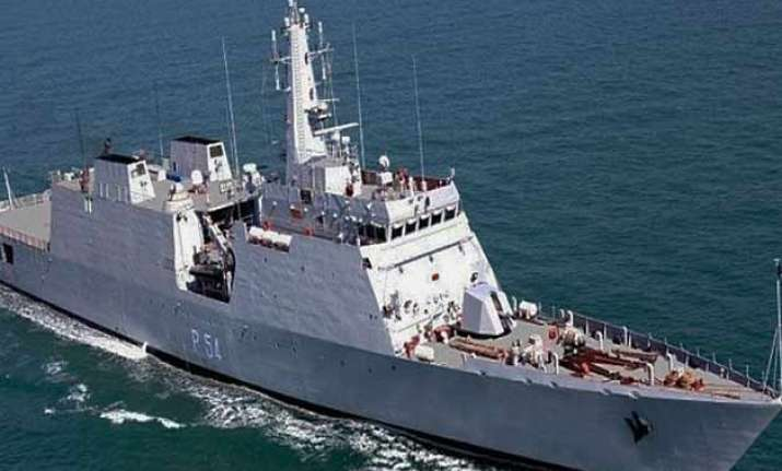 inaugural india indonesia bilateral maritime exercise from