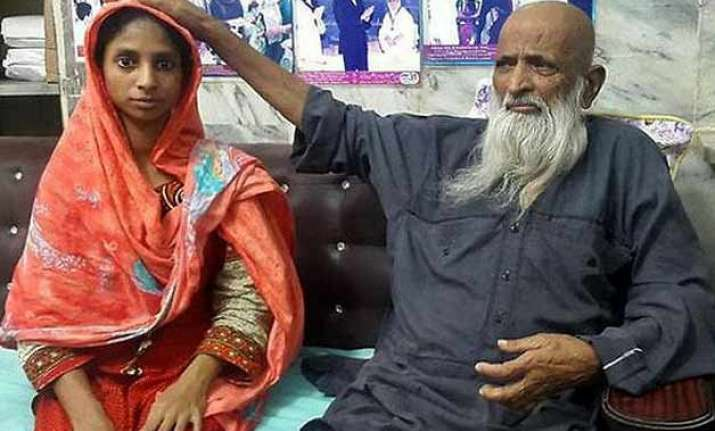geeta to be brought back to india from pakistan