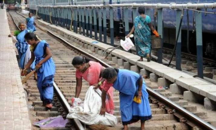 south central railway joins cleanliness campaign