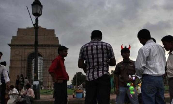 delhiites get respite from scorching heat rain expected