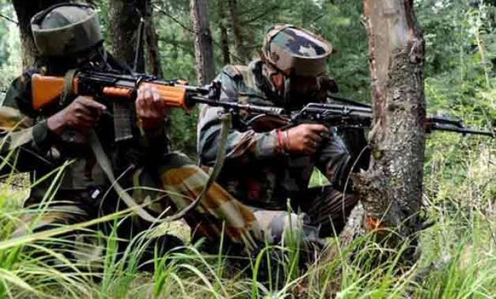 pakistan again violates ceasefire troops resort to heavy