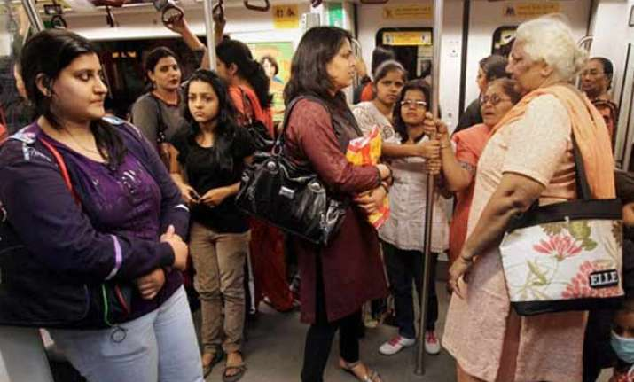 over 180 women held for pick pocketing in metro this year