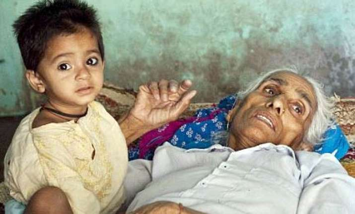 old women face death in haryana after delivering babies