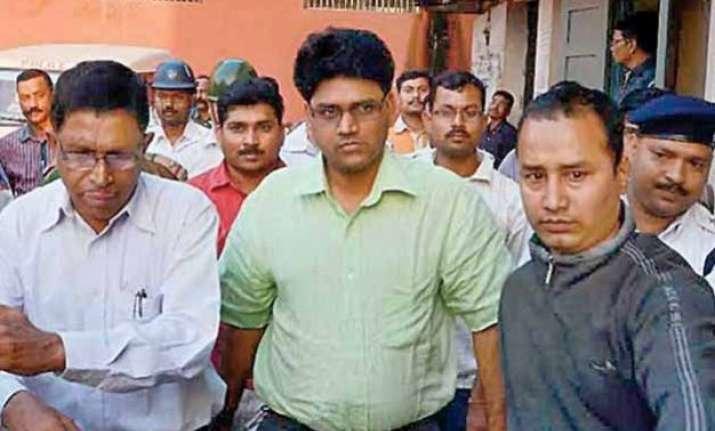 ex malda dm arrested for involvement in rs 200 cr sjda scam