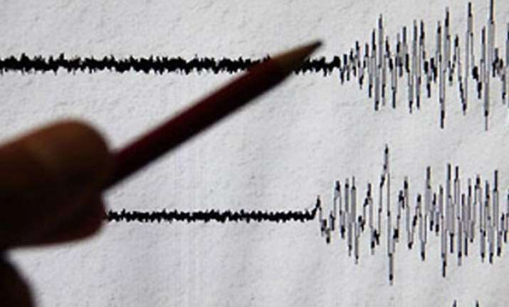 mild tremors in chennai