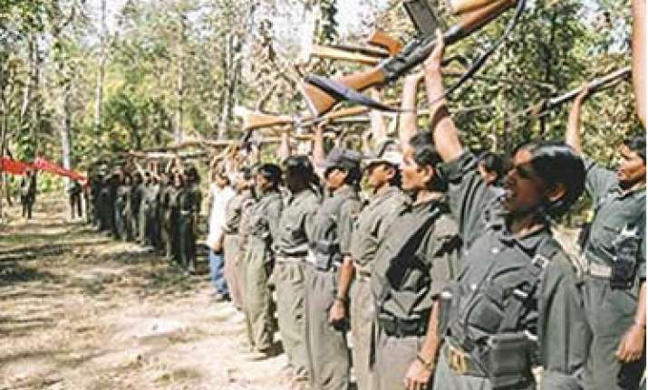 centre alleges maoists attracting youths with salary cut of