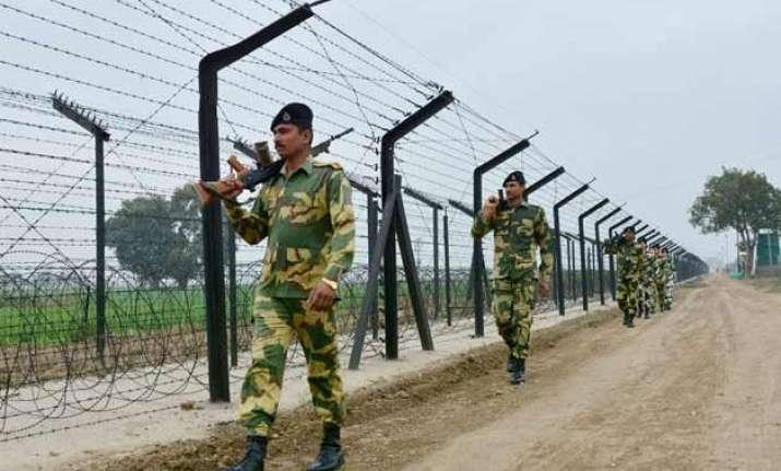 3 bsf jawan injured in cross border firing near amritsar