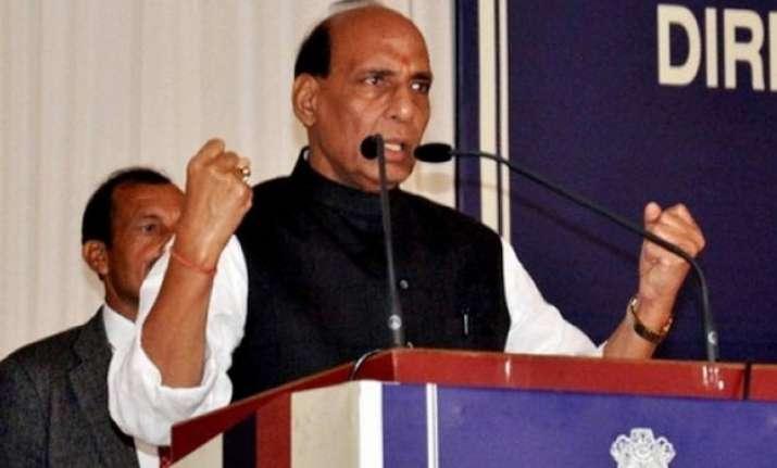 rajnath singh to take part in jan kalyan parv in jammu