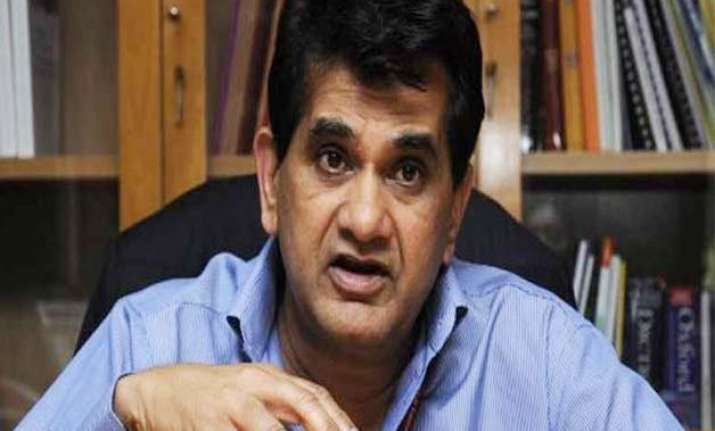 amitabh kant to be niti aayog s first full time ceo