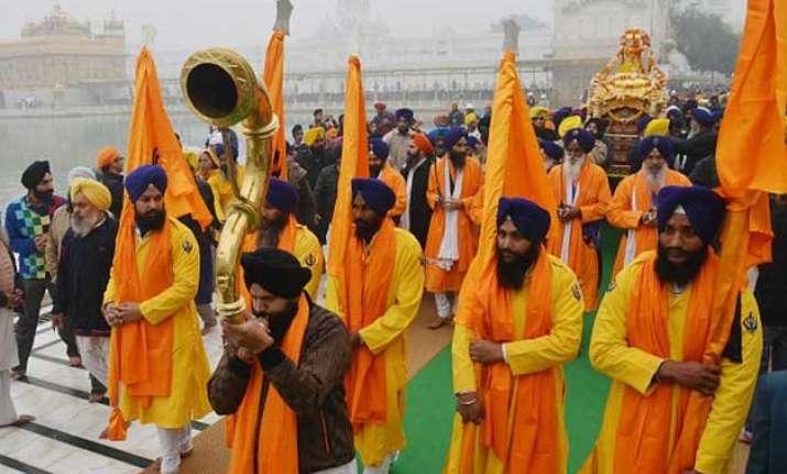 baisakhi the foundation day of khalsa panth