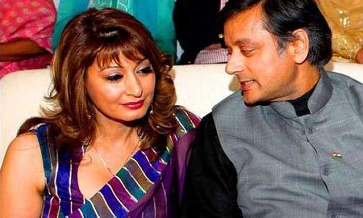 sunanda pushkar was murdered confirms delhi police shashi