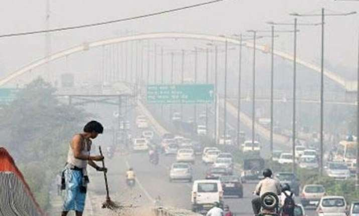 pollution in northern india affecting bengal