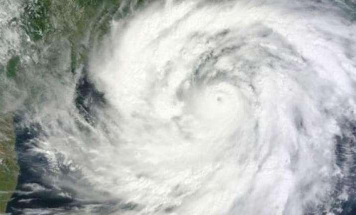 odisha prepares to deal with cyclone hudhud