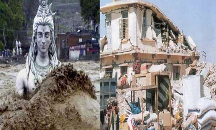 Recently Occurred Natural Disasters In India
